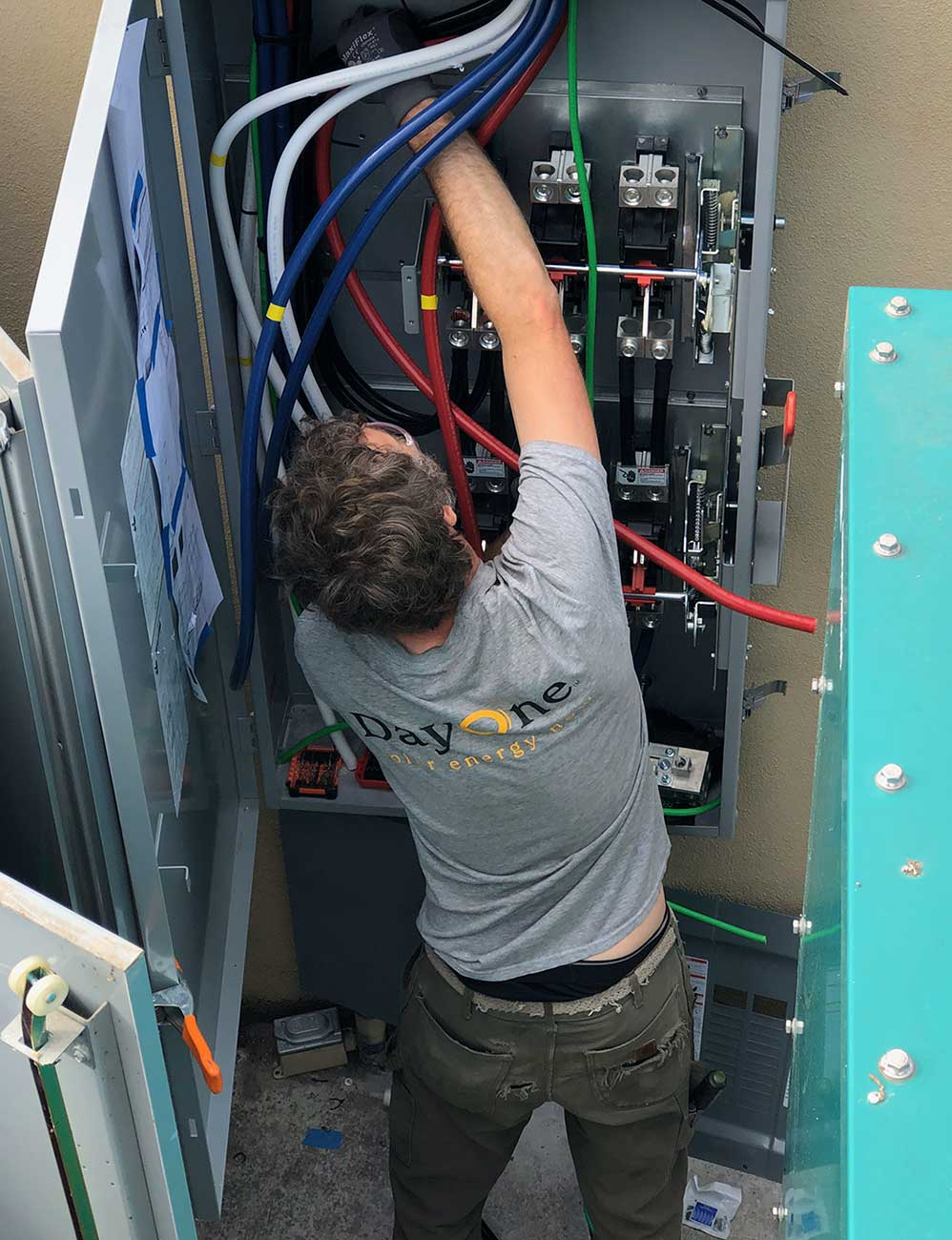 Energy Storage Microgrid