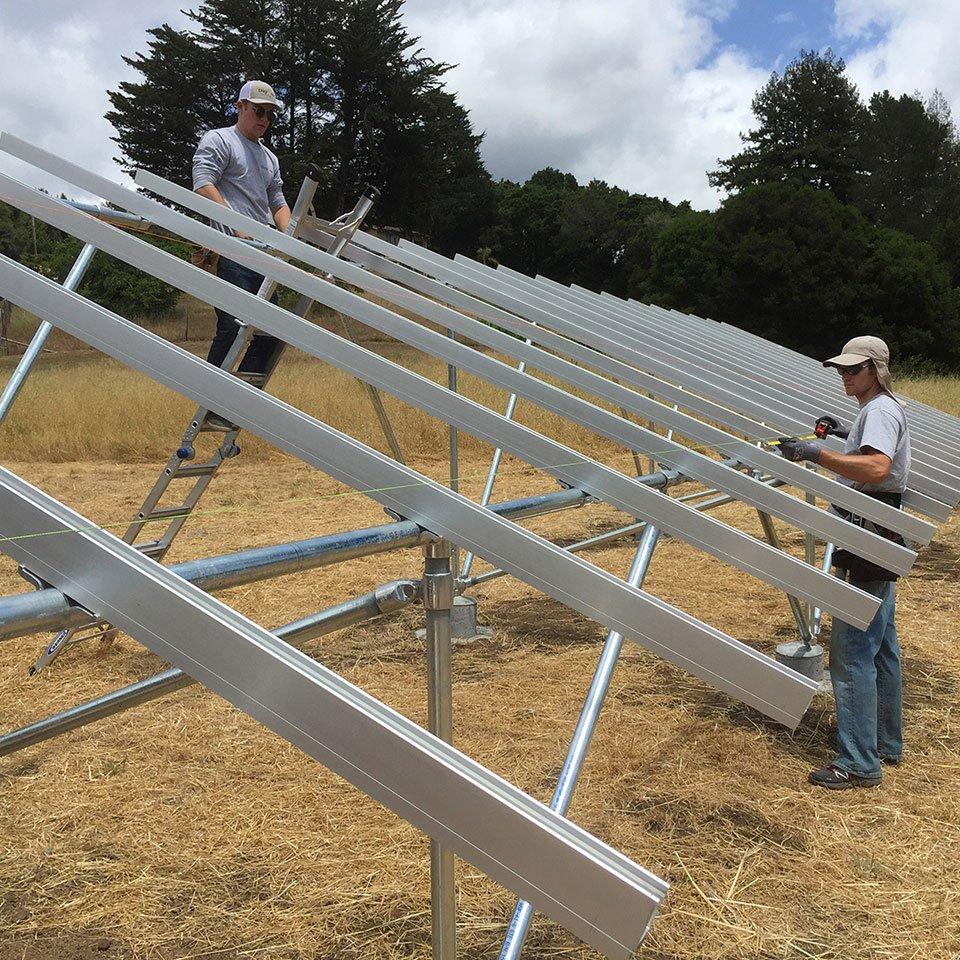 Solar Installation in Santa Cruz CA